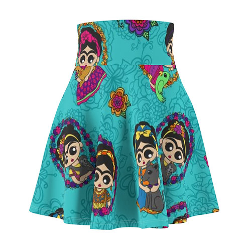 Little Pets Women's Skater Skirt