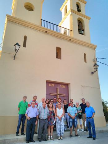 Torre del Rico, Jumilla. Plan de Participación LEADER NORDESTE