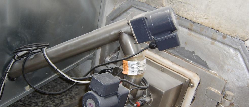 Sustitución de quemador de gasoil por quemador de biomasa