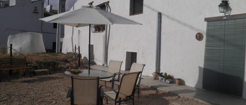 Rehabilitación casa rural Llano de Quintanilla