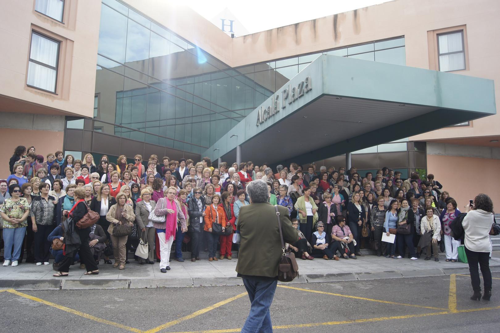 Jornada ECOMUJER en Campiña de Henares