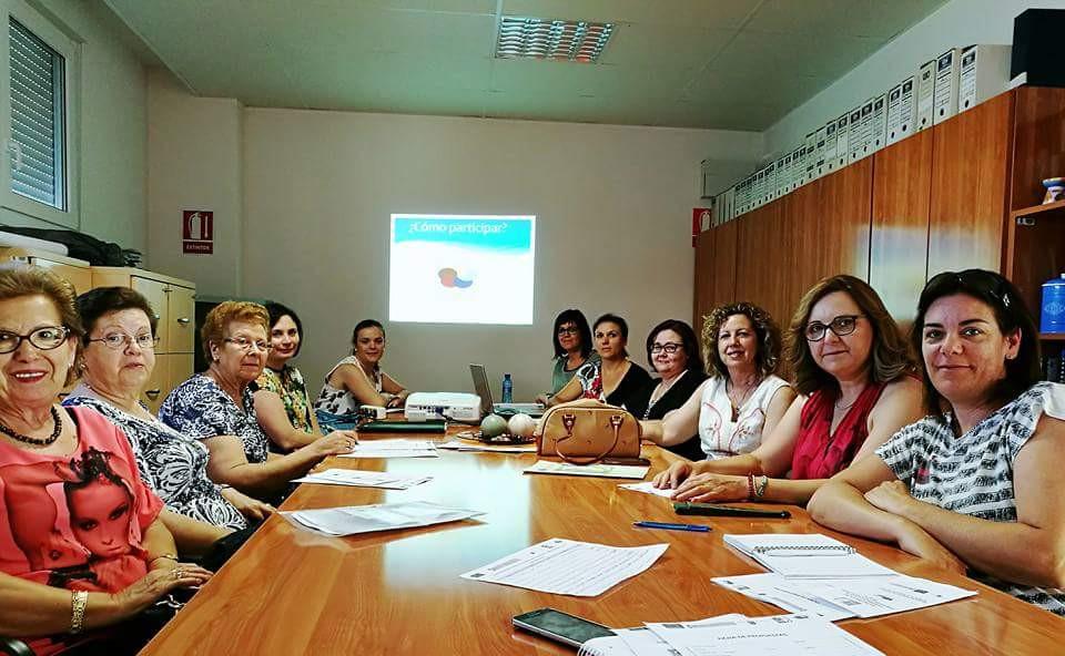 Jumilla. Asociaciones Mujeres Rurales. ECOMUJER.
