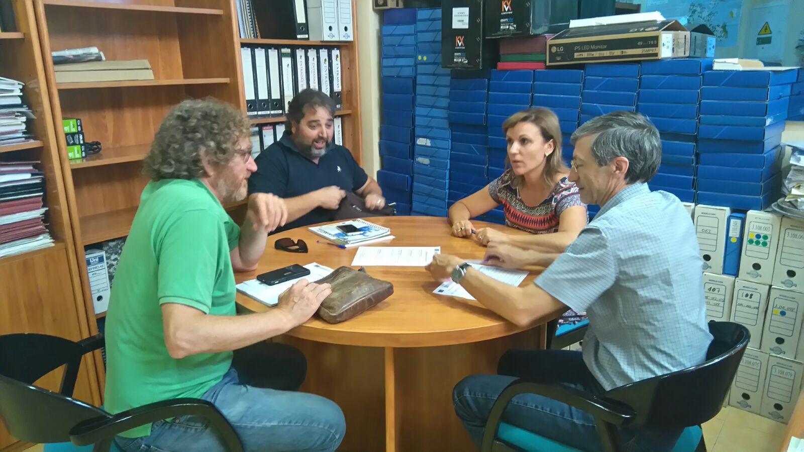 Yecla. Plan participación LEADER NORDESTE
