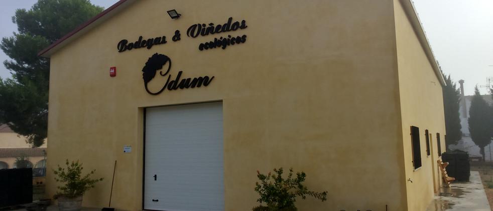 Bodega familiar y web para la comercialización de los vinos