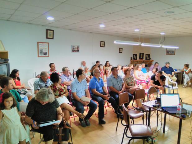 Torre del Rico, Jumilla. Plan participación LEADER NORDESTE.