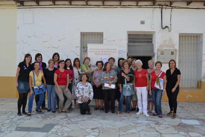 Aprende a Reciclar y Crea. Cañada del Trigo y Torre del Rico
