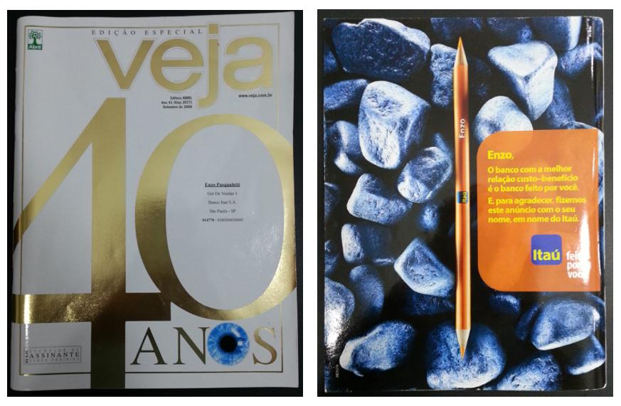 Revista Veja ed. Especial
