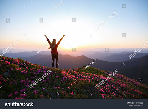 stock-photo-hiker-woman-standing-with-ha
