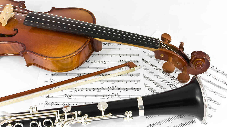 Répétition musique de chambre