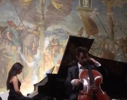 Concert Angiola Rocca et Antonin Musset 13 mai 2017 - Ass. Pantheon e PIATINO pianoforti.