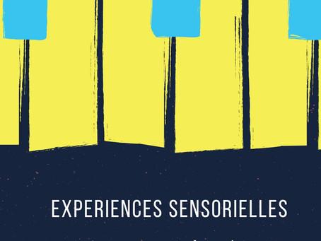 Expériences sensorielles avec un morceau de musique