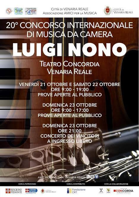 concours Luigi Nono