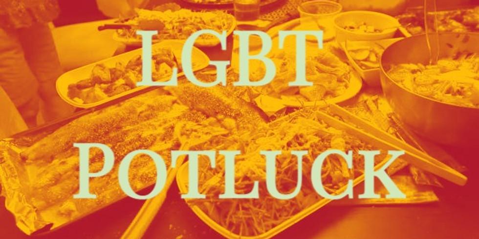 The Shrine LGBTQ+ Community Potluck