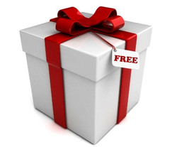 Free gift valued at $350!