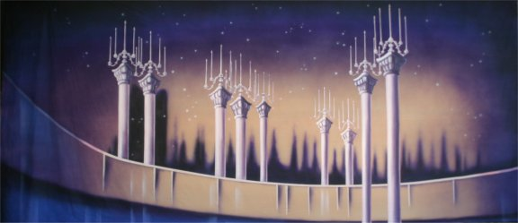 Columns and Candelabras 2