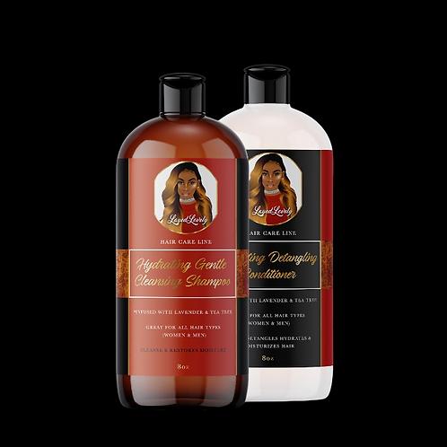 Hydrating Shampoo & Conditioner
