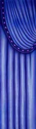 """Venetian Carnival Drape Panel 9"""