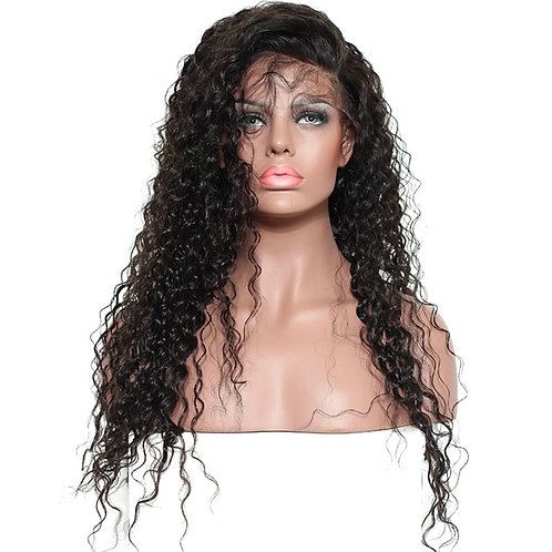 Brazilian Water Wave Lace Wig