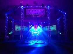 Crazy Video & Light Show!