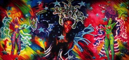 """""""Rio Carnival 4"""""""