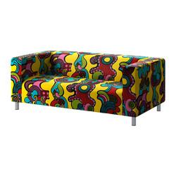 Psychedelic Sofa