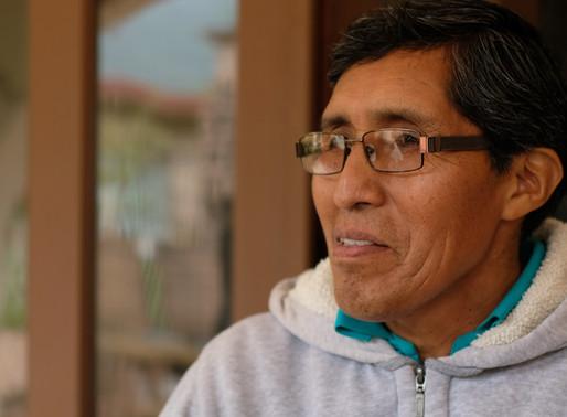Edwin Fernández, gran amigo y hermano
