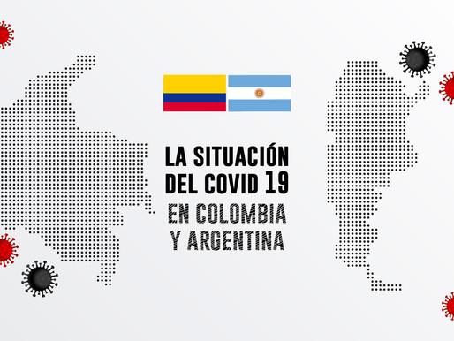 Colombia y Argentina frente a la crisis del Corona Virus