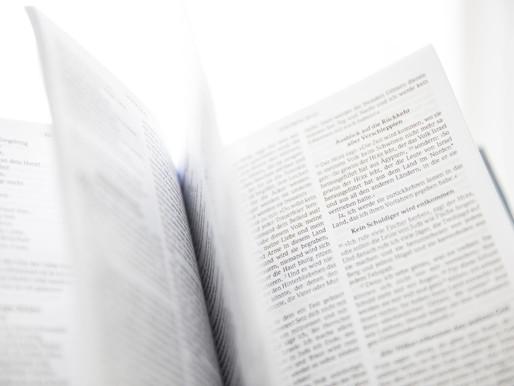 Boletín de oración / 02 de sep