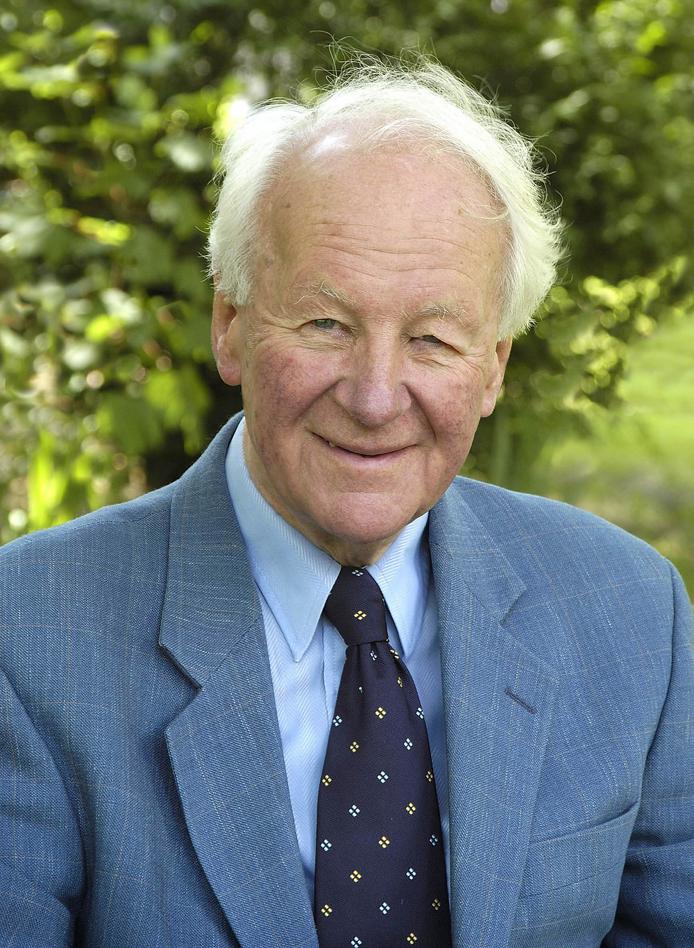John Stott, fundador de la Sociedad Langham.