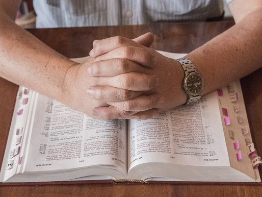 Boletín de oración / 12 de Agosto de 2019