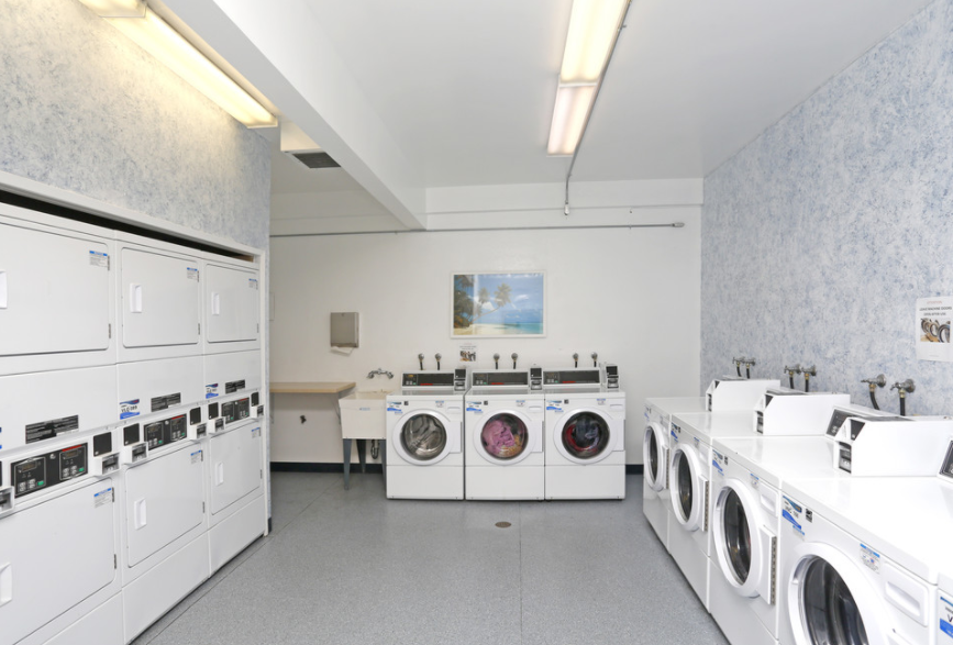 DMM laundry