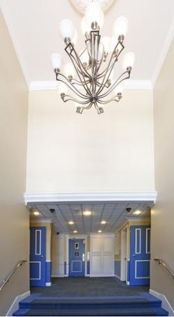 DMM hallway