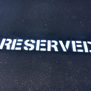 Reserved Labeled Stalls