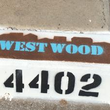 Neighborhood Curb Painting