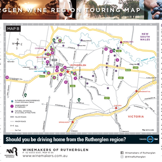 View Touring Map