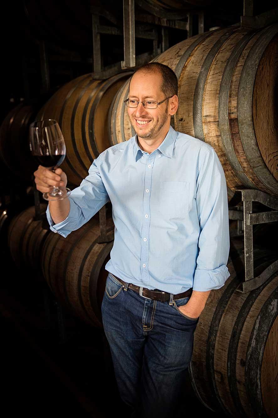 Marc Scalzo, Winemaker