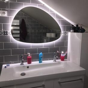 Aénagement de salle-de-bain