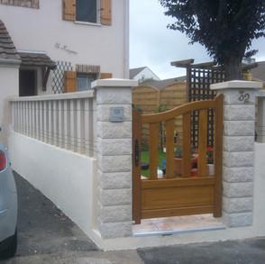 Rénovation de clôture