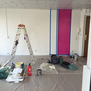 Peinture boutiques et bureaux