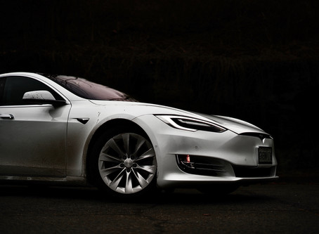 Affinity Luxury Cars x Tesla Model S