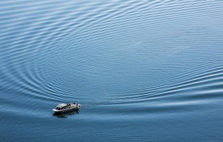 Mary Lake, Grand Teton National Park
