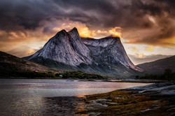 Last light - Norway