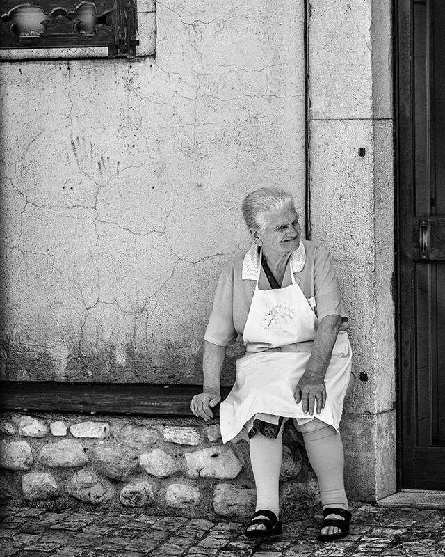 Delightful Nona in Italy