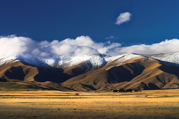 Idaburn Range