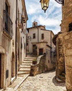 Barrea. Italy