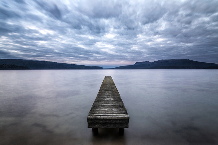 The Jetty - Lake Tarawera