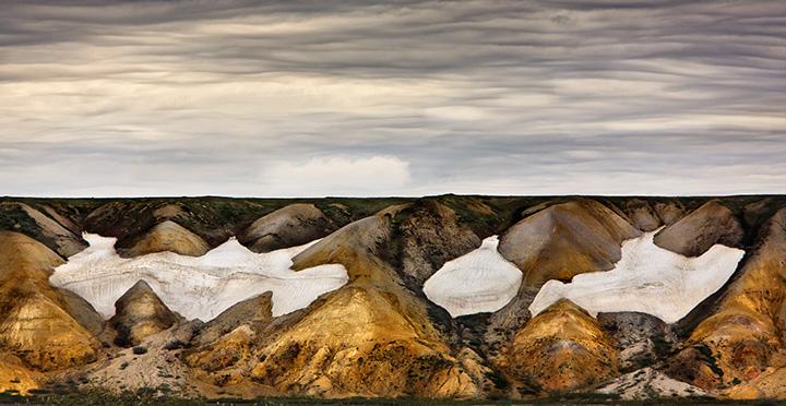 Icy Hills - Alaska