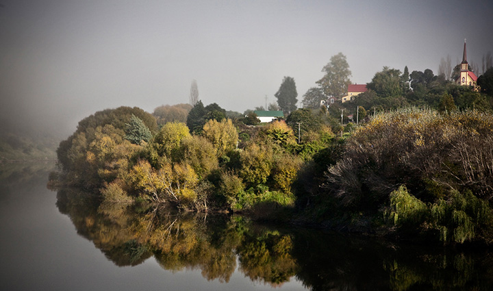 Jerusalem on the Wanganui River