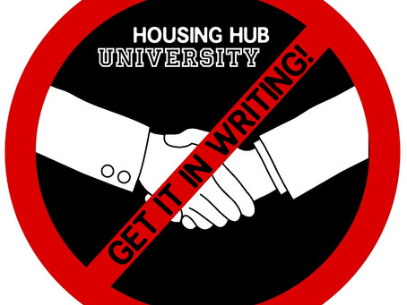 Housing Hub University - HOW TO BE A GREAT LANDLORD #1