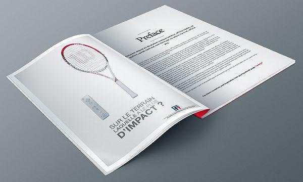 FFT tennis wiimote raquette magazine